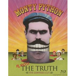 Monty Python: Almost The Truth - The Lawyer's Cut (Blu-ray  2009)
