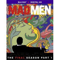 Mad Men: The Final Season - Part 1 (Blu-ray + UltraViolet) (Blu-ray  2014)