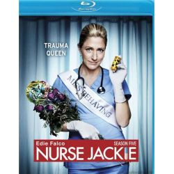 Nurse Jackie: Season Five (Blu-ray  2013)