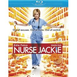 Nurse Jackie: Season Four (Blu-ray  2012)