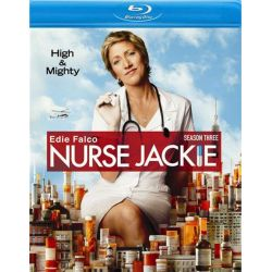 Nurse Jackie: Season Three (Blu-ray  2011)