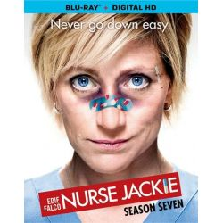 Nurse Jackie: Season Seven (Blu-ray + UltraViolet) (Blu-ray )