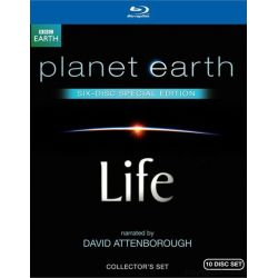 Planet Earth / Life: Collector's Set (2 Pack) (Blu-ray )