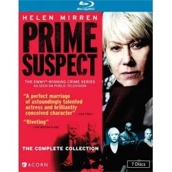 Prime Suspect: Complete Collection (Blu-ray  1991)