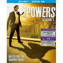 Powers: Season 1 (Blu-ray  2015)