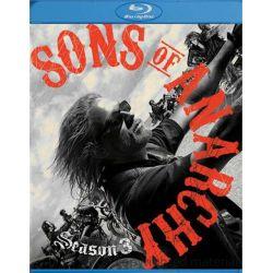 Sons Of Anarchy: Season Three (Blu-ray  2010)