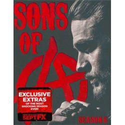 Sons Of Anarchy: Season Six (Blu-ray  2013)