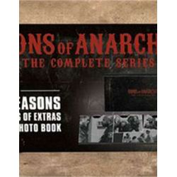Sons Of Anarchy: The Complete Series Giftset (Blu-ray )