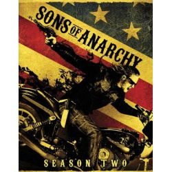 Sons Of Anarchy: Season Two (Blu-ray  2009)