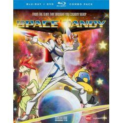 Space Dandy: Season 1 (Blu-ray + DVD) (Blu-ray  2014)