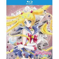 "Sailor Moon ""Crystal"" Set 1 (Blu-ray + DVD Combo) (Blu-ray )"