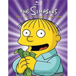 Simpsons, The: The Thirteenth Season (Blu-ray  2001)