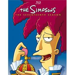 Simpsons, The: The Complete Seventeenth Season (Blu-ray  2005)