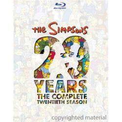 Simpsons, The: The Complete Twentieth Season (Blu-ray  2008)