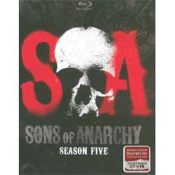 Sons Of Anarchy: Season Five (Blu-ray  2012)