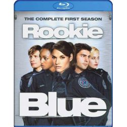 Rookie Blue: Season One (Blu-ray  2010)