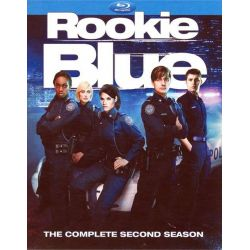 Rookie Blue: Season Two (Blu-ray  2011)