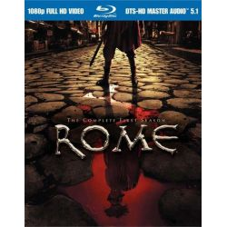 Rome: The Complete First Season (Blu-ray  2005)