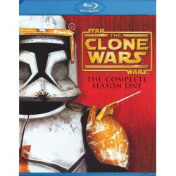Star Wars: The Clone Wars - The Complete Season One (Blu-ray  2008)
