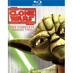 Star Wars: The Clone Wars - The Complete Season Two (Blu-ray  2009)