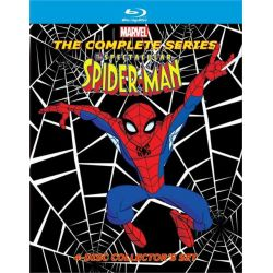 Spectacular Spider-Man, The: The Complete First And Second Season (Blu-ray )