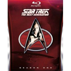 Star Trek: The Next Generation - Season 1 (Blu-ray  1987)