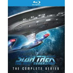 Star Trek: The Next Generation - The Complete Series (Repackage) (Blu-ray  1987)