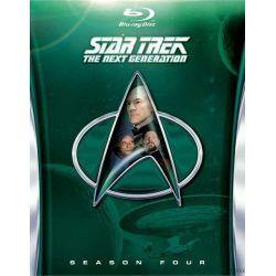 Star Trek: The Next Generation - Season 4 (Blu-ray  1990)