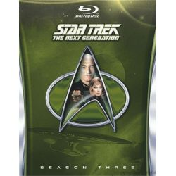 Star Trek: The Next Generation - Season 3 (Blu-ray  1989)