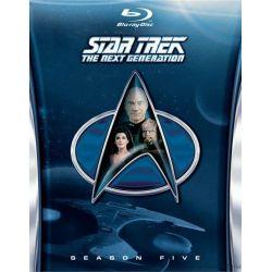 Star Trek: The Next Generation - Season 5 (Blu-ray  1991)
