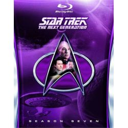 Star Trek: The Next Generation - Season 7 (Blu-ray  1993)
