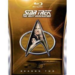 Star Trek: The Next Generation - Season 2 (Blu-ray  1988)