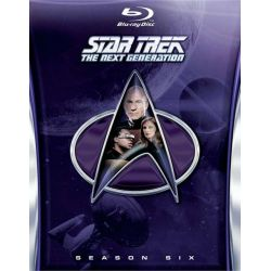 Star Trek: The Next Generation - Season 6 (Blu-ray  1992)