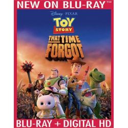 Toy Story That Time Forgot (Blu-ray + Digital HD) (Blu-ray  2014)