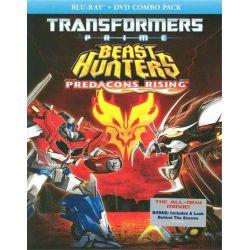 Transformers Prime: Predacons Rising (Blu-ray  2013)