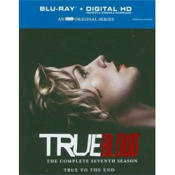 True Blood: The Complete Seventh Season (Blu-ray + UltraViolet) (Blu-ray  2013)