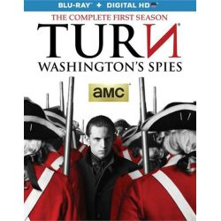 Turn: Washington's Spies - The Complete First Season (Blu-ray + UltraViolet) (Blu-ray  2014)