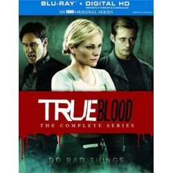 True Blood: The Complete Series (Blu-ray + UltraViolet) (Blu-ray )