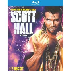 WWE: Living On A Razor's Edge - The Scott Hall Story (Blu-ray  2016)