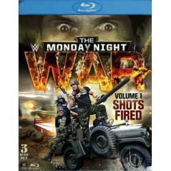 WWE: Monday Night War Vol. 1 - Shots Fired (Blu-ray  2015)