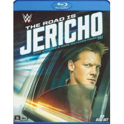 WWE: Road Is Jericho - Epic Stories & Rare Matches From Y2J (Blu-ray  2015)