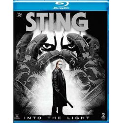 WWE: Sting - Into The Light (Blu-ray  1988)