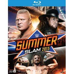 WWE: SummerSlam 2015 (Blu-ray  2015)