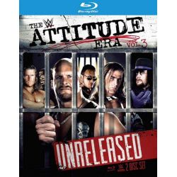 WWE: Attitude Era Vol. 3 (Blu-Ray) (Blu-ray  2015)