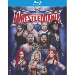 WWE: Wrestlemania 32 (Blu-ray  2015)