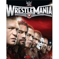 WWE: Wrestlemania XXXI (Blu-ray  2015)