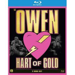 WWE: Owen - Hart Of Gold (Blu-ray  1989)