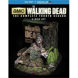 Walking Dead, The: The Complete Fourth Season - Gift Set (Blu-ray + UltraViolet) (Blu-ray )