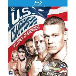 WWE: U.S. Championship - Legacy Of Greatness (Blu-ray  1985)