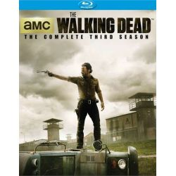 Walking Dead, The: The Complete Third Season (Blu-ray  2012)